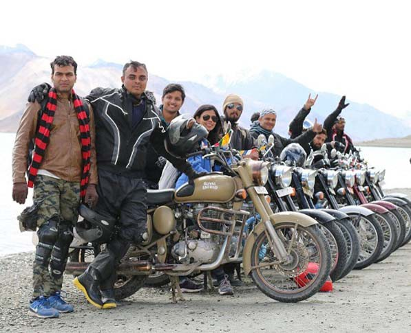 Journey to Leh Ladakh